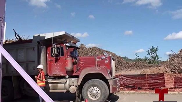 En Guaynabo importante centro de operaciones de limpieza