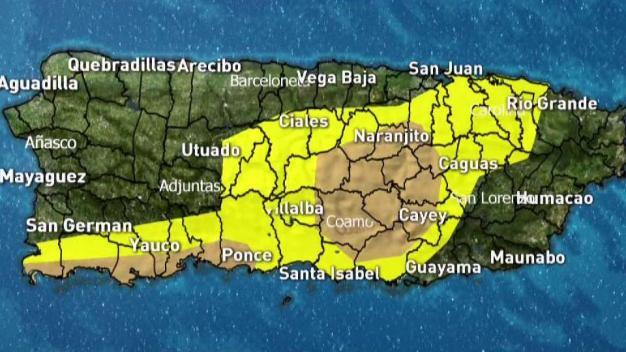 La Autoridad en el Tiempo: sequía y lluvias