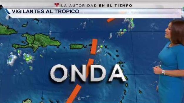 La Autoridad en el tiempo: onda al sur de Puerto Rico