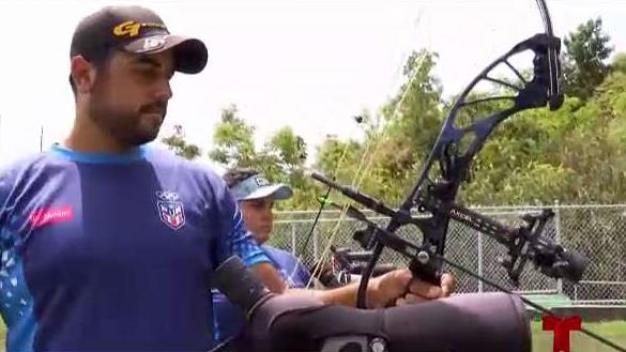 Cita histórica para Puerto Rico en tiro con arco