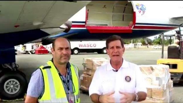 El viaje del avión de Rivera Marín nunca fue para Venezuela