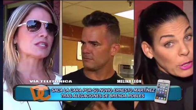 Melina León reta a Brenda Robles