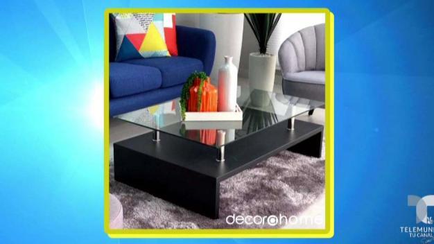 Mesas de centro para renovar tu hogar