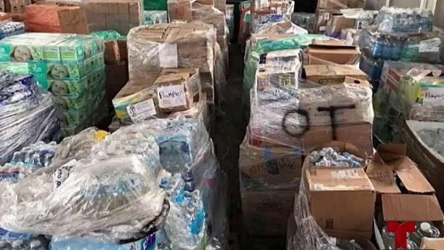 No llegan suministros por alegado fraude