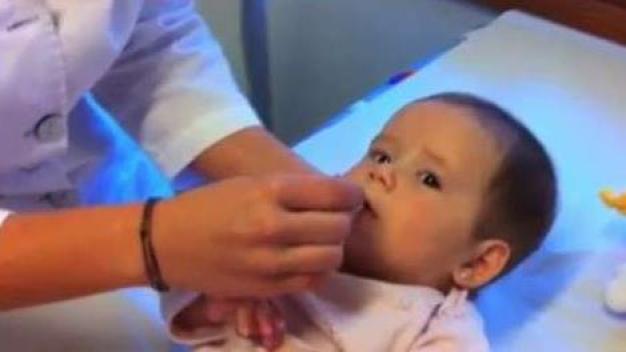Peligros del rotavirus en niños