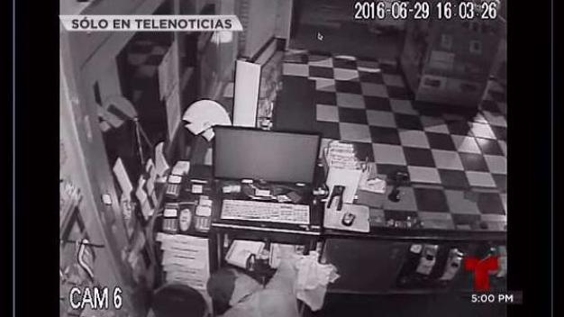 Pillos aprovechan apagón para atacar tienda en Luquillo