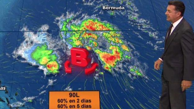 Posible formación de la primera tormenta del 2019