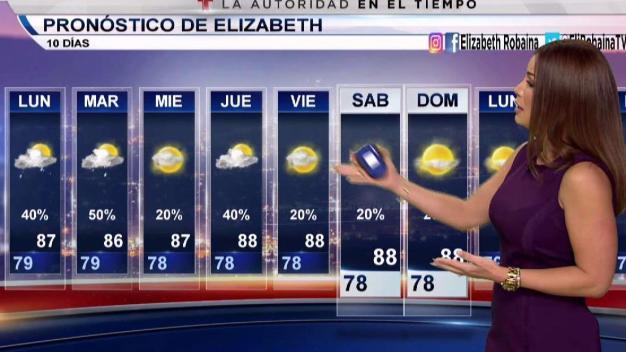 Próxima onda tropical podría llegar a la Isla el jueves