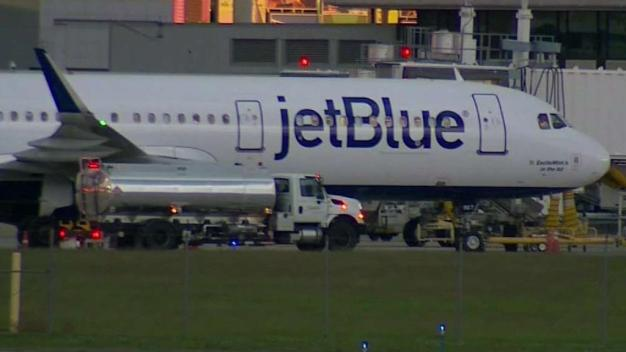Viaje misterioso con JetBlue