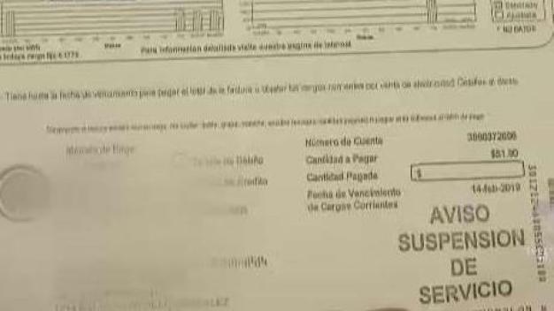 """La AAA y AEE envía facturas """"fatulas"""" justificadas por el huracán María"""
