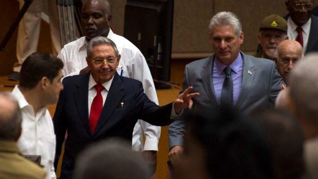 Cuba tiene nuevo líder tras seis décadas de los Castro