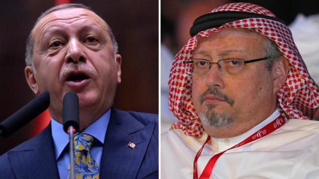 "Erdogan acusa a Arabia Saudita por ""asesinato salvaje"""
