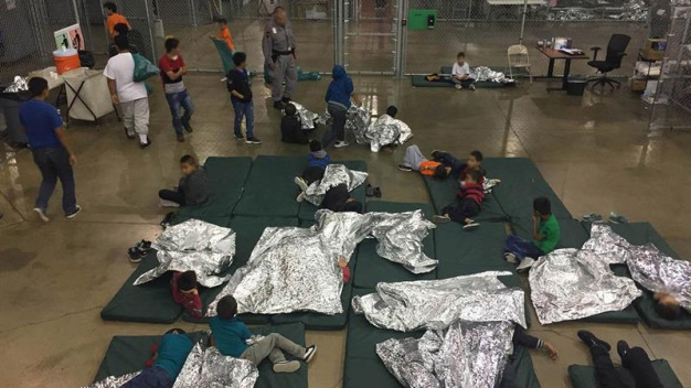 Trump declara que tomará acción para reunificar familias