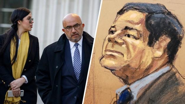 """""""El Chapo"""" quiere destituir a abogado antes de sentencia"""