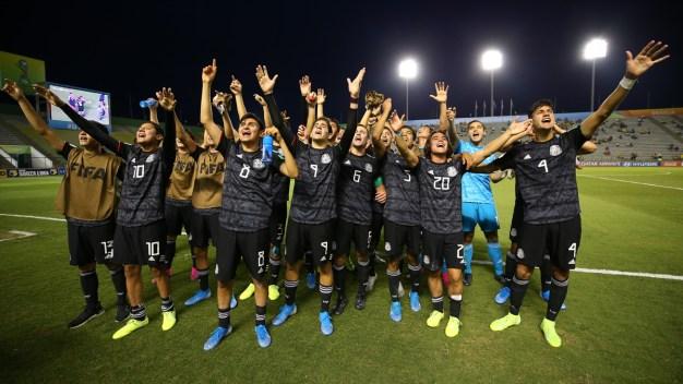 México vs Brasil: final del mundial Sub17 de la FIFA