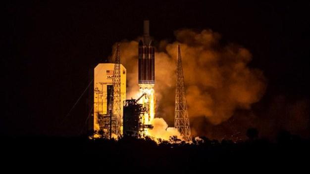 La sonda más veloz jamas construida ya va rumbo al Sol}
