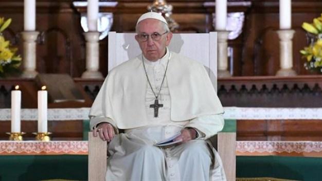 Papa: escándalos de abuso sexual alejan a los feligreses