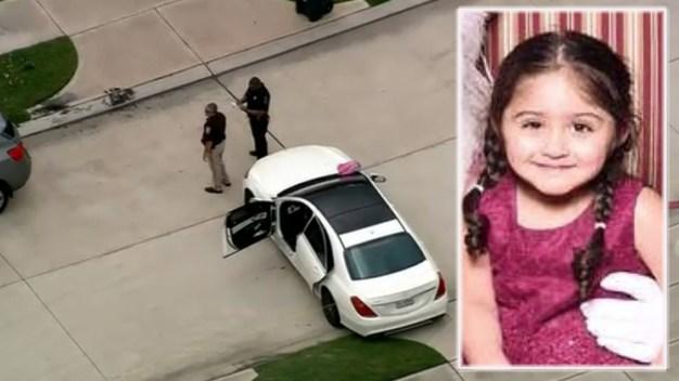 Muere niña arrollada por el auto de su padre