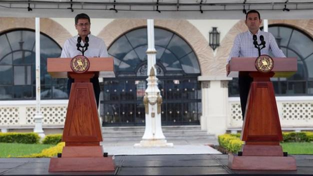 """Gobiernos anuncian solución a la """"tragedia"""" migratoria"""