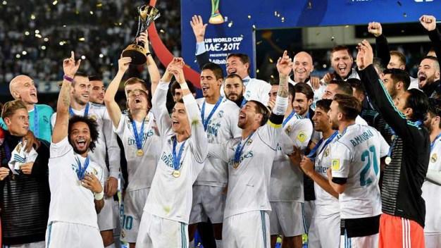 Real Madrid campeón por sexta vez y Cristiano quiere retirarse