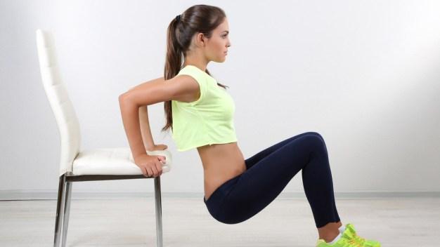 Rutina de ejercicios que te ayudará todo el 2018