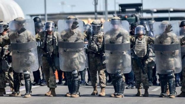 Pentágono enviará más tropas a la frontera con México