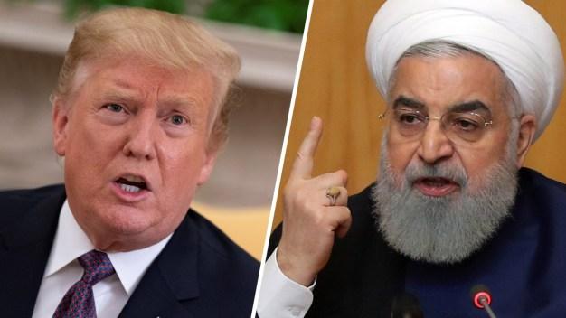 """Trump tajante: """"Si Irán quiere pelear, será su fin oficial"""""""