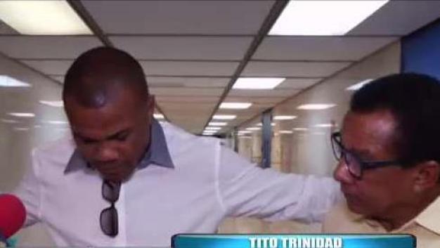 """Tito Trinidad: """"Gracias al pueblo de Puerto Rico"""""""