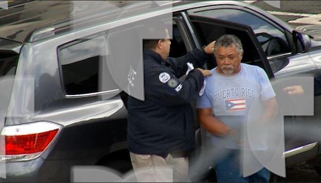 Federales arrestan a sospechoso de violar a menor