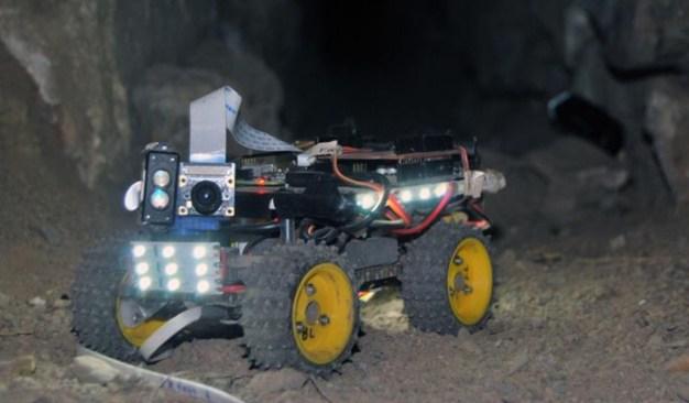Robots revelan posibles antiguos sacrificios humanos en Perú