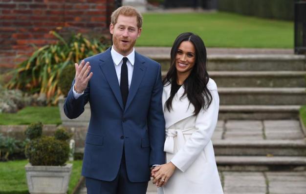 Anuncian fecha para la boda del príncipe Harry y Meghan Markle