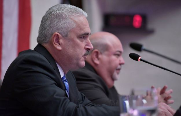Rivera Schatz busca investigar al Departamento de Justicia