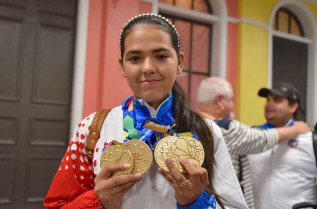 Medallero de Barranquilla 2018