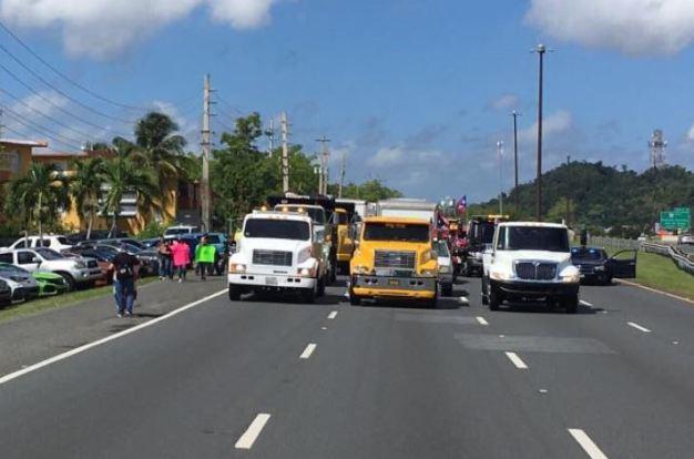 Camioneros no han decidido irse a paro
