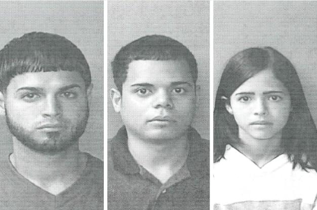 Arrestados por irse a las SanSe en auto robado