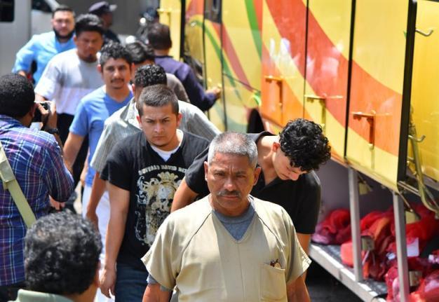 Más de 20,000 salvadoreños han sido deportados en 2018