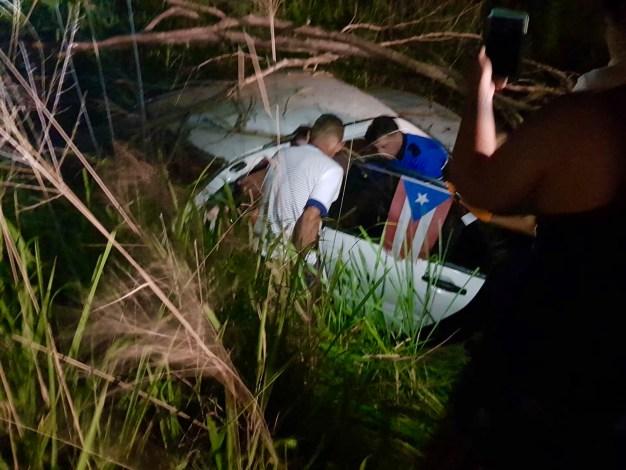 Cuatro heridos en accidente de tránsito en Morovis