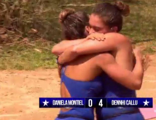 Exatlón: Daniela Montiel se despide de la competencia