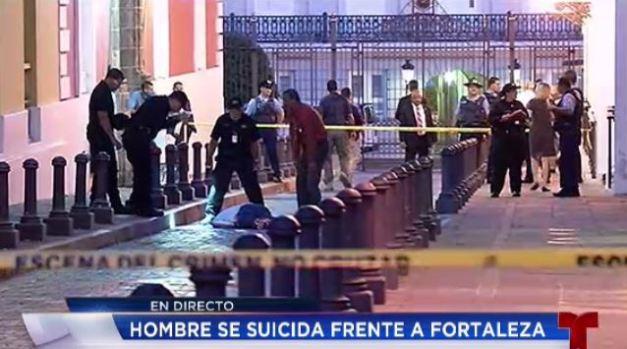 [TLMD - PR] Dispara a Fortaleza y se suicida