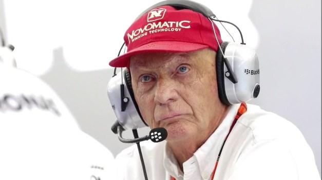 Muere expiloto de Fórmula 1 Niki Lauda, a los 70 años
