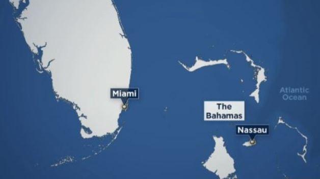 Avioneta que salió de Florida se estrella en Bahamas