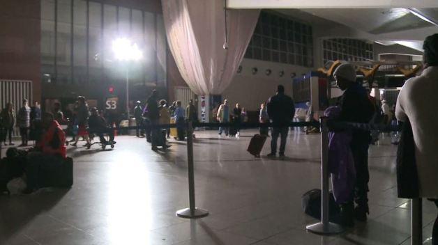 Se restaura sistema eléctrico en aeropuerto de Atlanta
