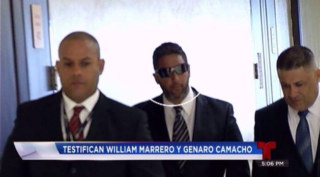 Testifican William Marrero y Genaro Camacho