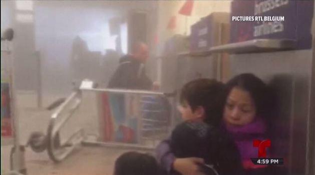 Más de 30 muertos y 200 heridos en Bruselas
