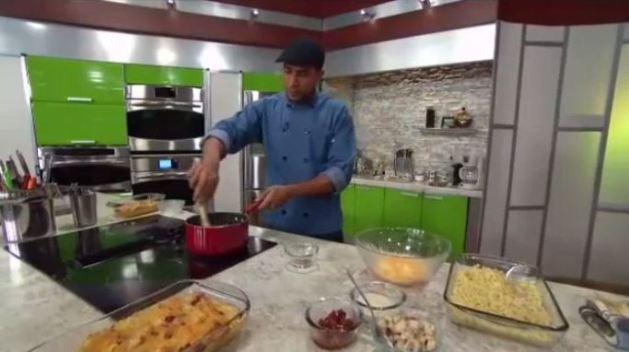 Cocina al día: Mac and cheese al horno