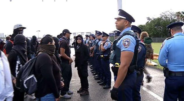 Fotos: Protesta Nacional