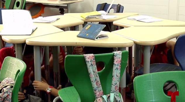 Más de 70 escuelas fueron desalojadas por sismo