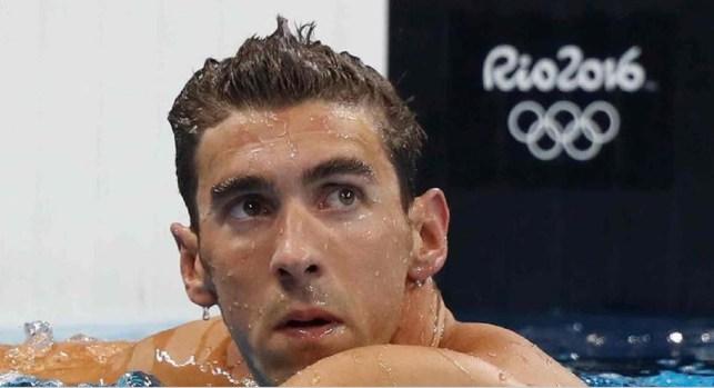 Atleta del Día: Michael Phelps, 9 de agosto de 2016