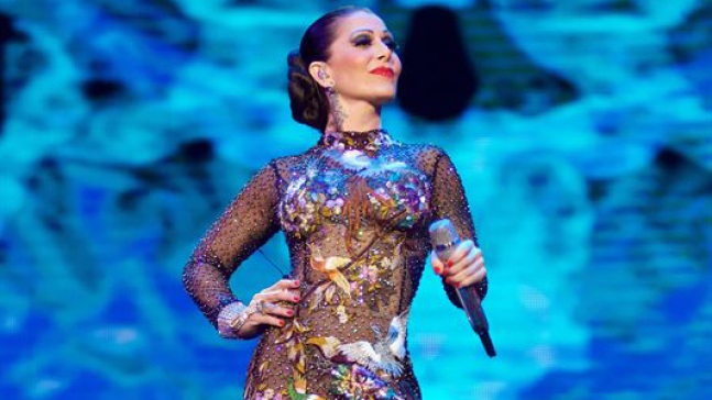 Alejandra Guzmán se sorprende con las letras actuales