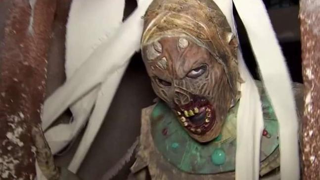 """Todo el miedo de la """"Casa del Horror"""" de Universal Orlando"""
